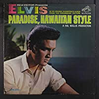 paradise, hawaiian style LP