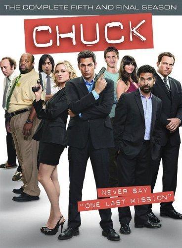 Chuck: The Complete Fifth Season (5 Dvd) [Edizione: Regno Unito] [Edizione: Regno Unito]