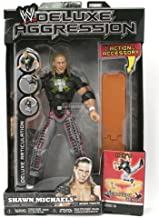 Wwe Deluxe Aggression Series 10 Action Figure + Action Accessory - Shawn Michaels