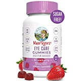 Best Eye Supplements - Organic Vitamin Eye Care Gummies (Plant-Based) by MaryRuth's Review