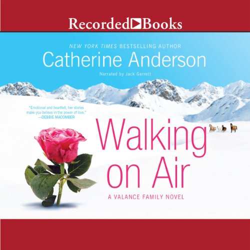 Walking on Air audiobook cover art