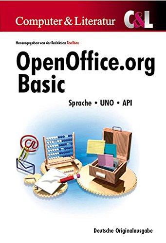 OpenOffice.org Basic - Sprache, UNO, API