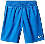 NIKE Classic Woven Shorts Lined Junior - Pantalones Cortos de fútbol para Hombre, Color Azul, Talla M