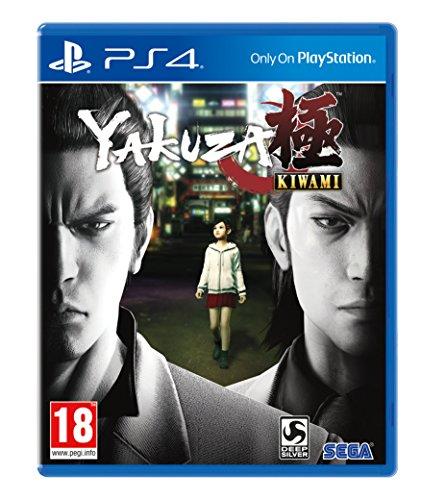 Yakuza Kiwami Standard Edition - PlayStation 4 [Importación inglesa]