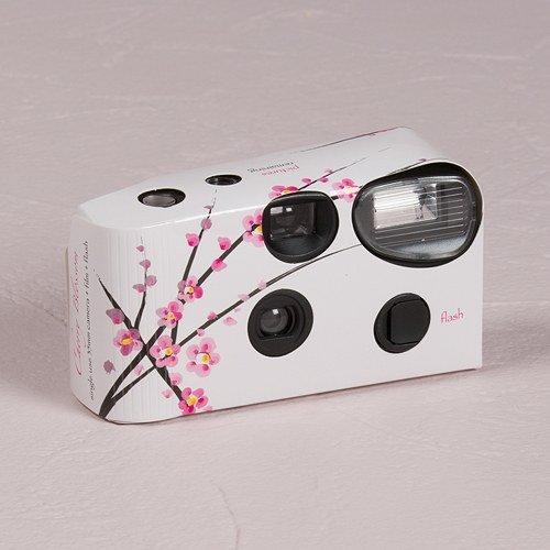 Weddingstar 8674 Single Use Camera- Cherry Blossom Design