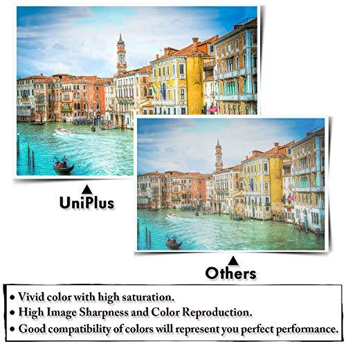 UniPlus Compatible Epson 664 Cartuchos de Tinta para Epson EcoTank ...