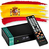 GTMedia V8X Actualizar Desde V8 Nova Receptor de Satélite DVB S2X Support 1080P Full HD PowerVu Biss chiave Set Top Box con Built-in WiFi
