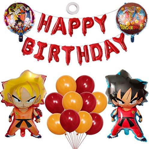 Dragon Ball Z Party Decorating Set