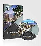 HausDesigner3D Premium 2020 - 3D CAD Hausplaner & Architektursoftware / Programm, einsetzbar als Raumplaner, Einrichtungsplaner, Badplaner, Kchenplaner, zur 3D Visualisierung