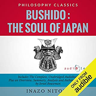 Bushido: The Soul of Japan audiobook cover art