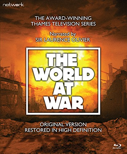 The World at War: The Complete Series [Blu-ray] [Reino Unido]