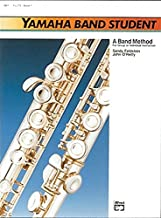 Yamaha Band Student Book 1 B Flat Trumpet/Cornet