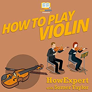How to Play Violin cover art