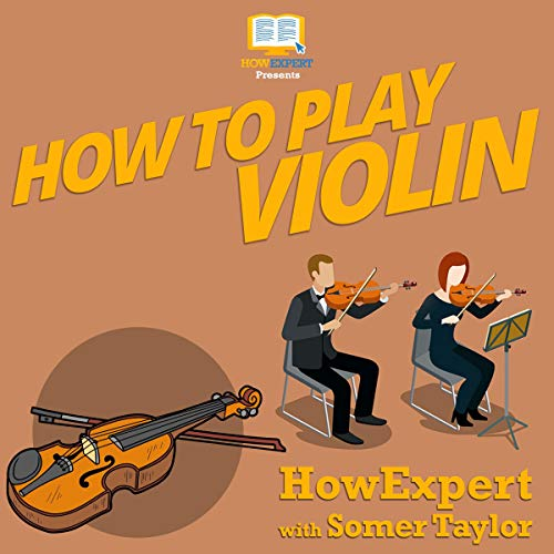 How to Play Violin audiobook cover art