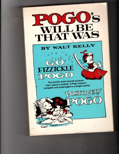 Download Pogo's Will Be That Was (Fireside Book) 0671248545