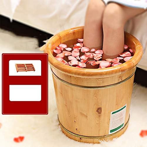 SHPEHP Foot Bath Barrel New product!! high Max 55% OFF Temperature carbonized Foam B