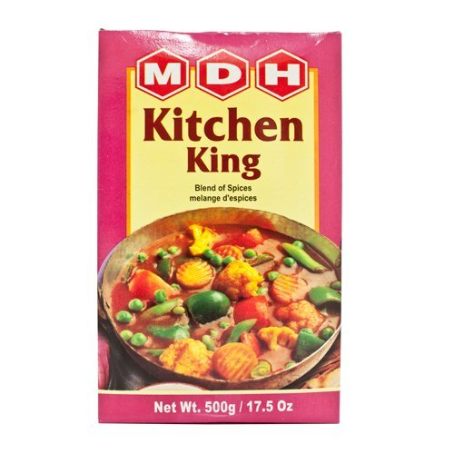 MDH キッチンキング 500g 12箱 Kitchen King 業務用 スパイス ハーブ 香辛料 調味料 ミックススパイス