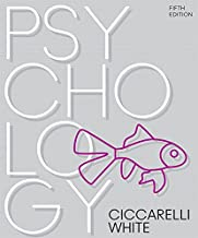 Best psychology ciccarelli 5th edition Reviews