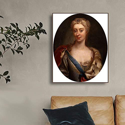 Leinwand Druck Plakat Renaissance Art Kalligraphie Poster Und Print Deko Bilder Für Wohnzimmer...