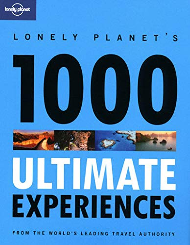 Image Of1000 Ultimate Experiences (Lonely Planet) Idioma Inglés