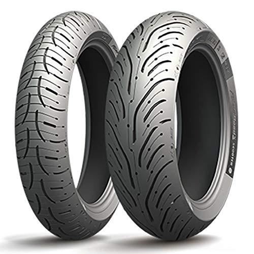 Par de neumáticos Michelin Pilot Road 4 SC 120/70-15 160/60-15 DOT 2020
