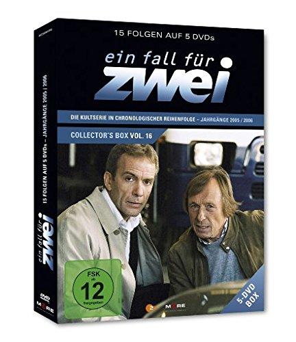 Ein Fall für Zwei - Collector's Box 16 [5 DVDs]