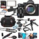 Sony Alpha a7 III Mirrorless Digital Camera...