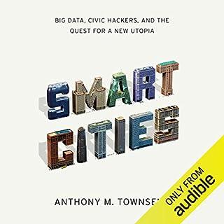 Smart Cities audiobook cover art