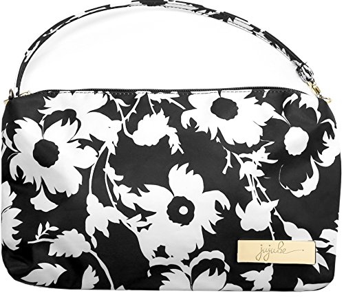 JuJuBe Be Quick Baby Wipe Carrying Case/Detachable Wristlet, Legacy Collection - The Imperial Princess