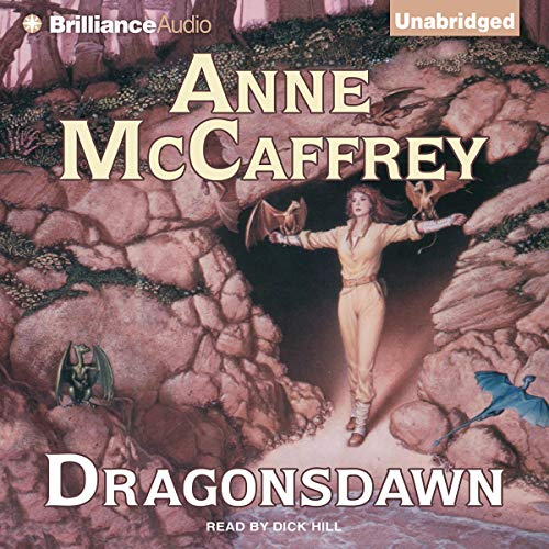 Dragonsdawn Audiobook By Anne McCaffrey cover art