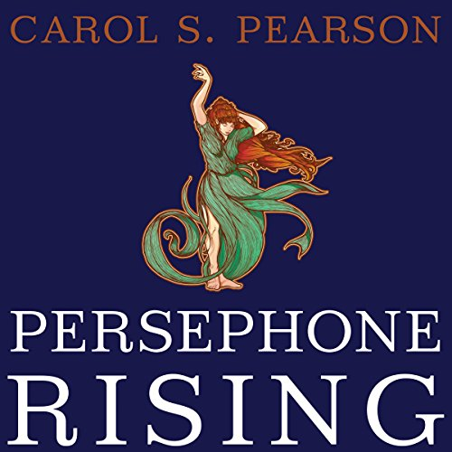 Persephone Rising audiobook cover art