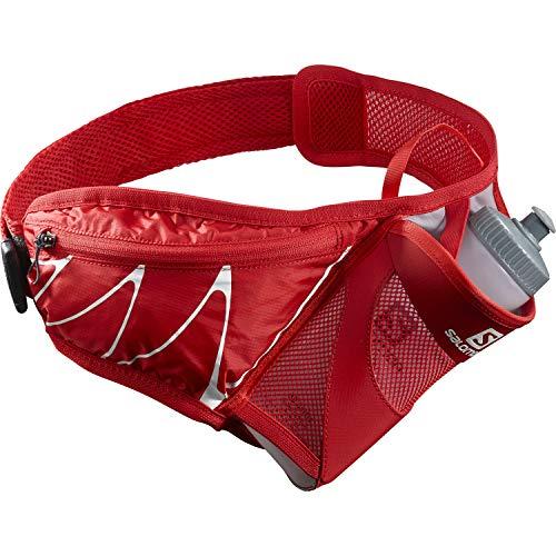 Salomon Sensibelt Cinturón De Hidratación Unisexo Botella 3D Incluida Trail Running Senderismo