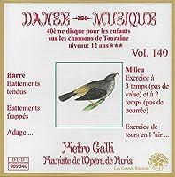 DANSE MUSIQUE Vol.140