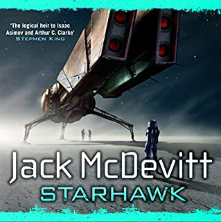 Starhawk                   By:                                                                                                                                 Jack McDevitt                               Narrated by:                                                                                                                                 Tavia Gilbert                      Length: 11 hrs and 56 mins     19 ratings     Overall 3.9