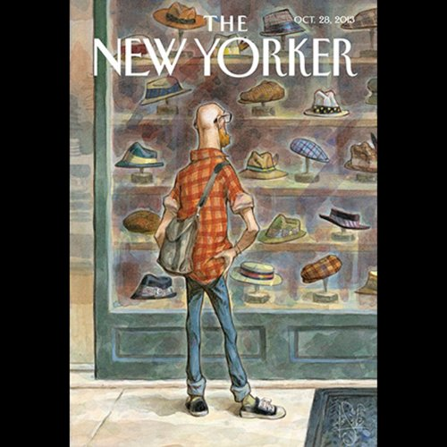 The New Yorker, October 28th 2013 (Ian Frazier, Evgeny Morozov, Caleb Crain) Titelbild