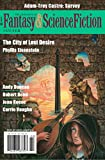 The Magazine of Fantasy & Science Fiction January/February 2019 (The Magazine of Fantasy & Science Fiction...