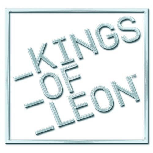 Kings of Leon - Pin Block Logo (in One Size)