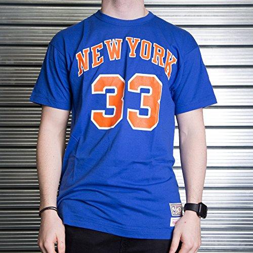 Mitchell & Ness Camiseta Retro Patrick Ewing New York Knicks (S)