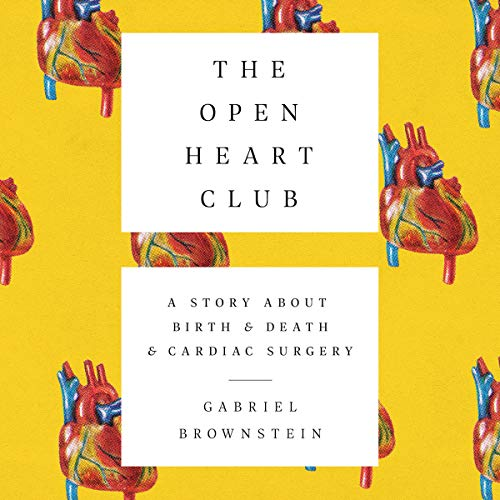 The Open Heart Club audiobook cover art