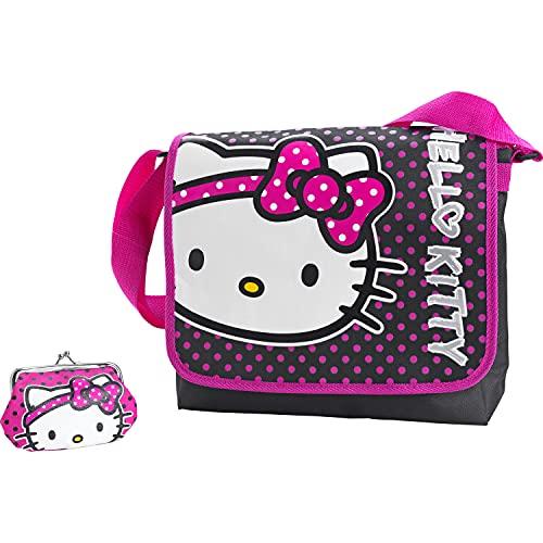 Hello Kitty Messenger Bag and Purse S
