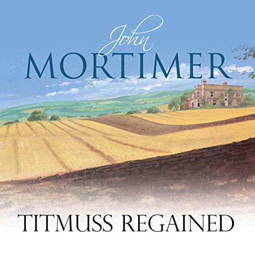 Titmuss Regained cover art