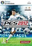 Pro Evolution Soccer PES 2012 PC DVD Game UK PAL