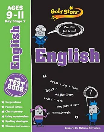 Gold Stars English Ages 9-11 Key Stage 2 by Parragon Books Ltd(2014-05-23)
