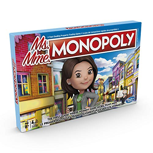 Mme Monopoly - 1