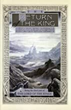 By J.R.R. Tolkien - Lord of the Rings: The Return of the King (2 Rep Sub)