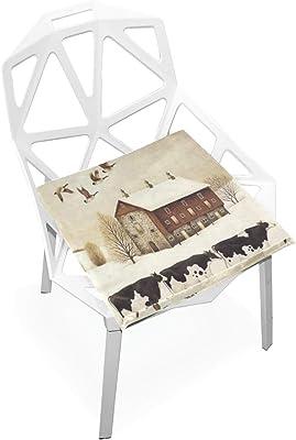 Amazon.com: Cojín de asiento Plao, divertido ver animales ...