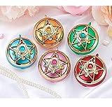 Bandai Sailor Moon Sailor Moon - Juego de 5 tabletas Miniaturely Pretty Guardians Color...