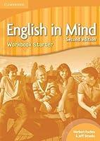English in Mind Starter Workbook by Herbert Puchta Jeff Stranks(2010-10-11)