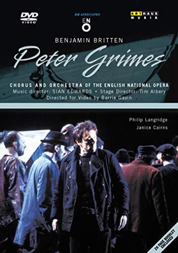 Peter Grimes - Benjamin Britten
