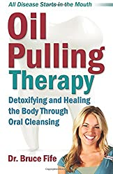 Oil Pulling Therapy Book Cover